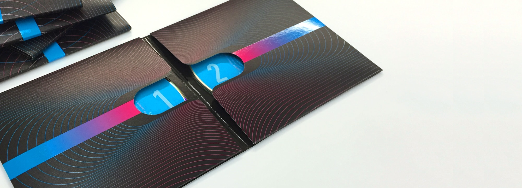 CD Sleeve 4 Panel