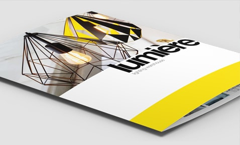 custom 11x17 brochure printing professional quality fast delivery