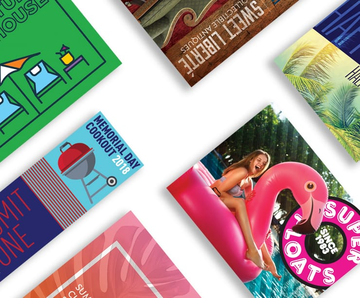 Online Printing Services | Print Business Cards, Club Flyers